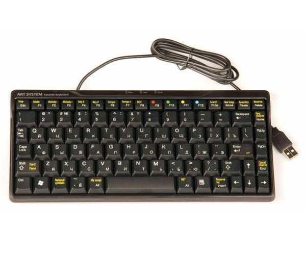 Клавиатура для подключения к AST-100