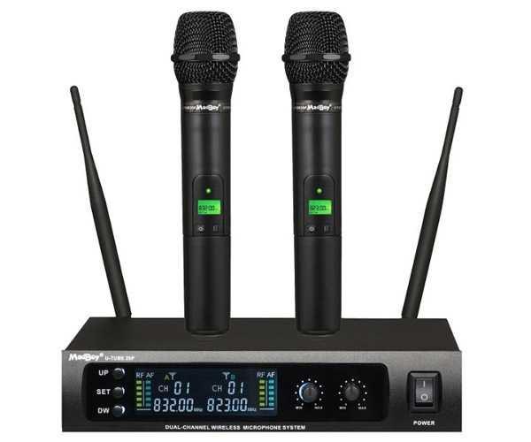 Беспроводной микрофон Madboy U-TUBE 20P