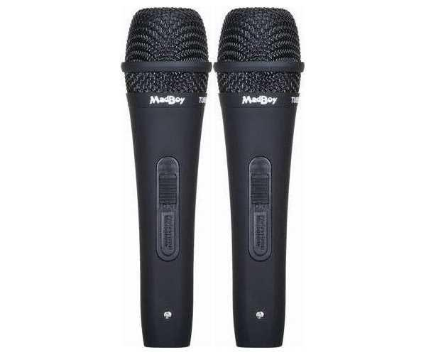 Проводной микрофон Madboy TUBE-022
