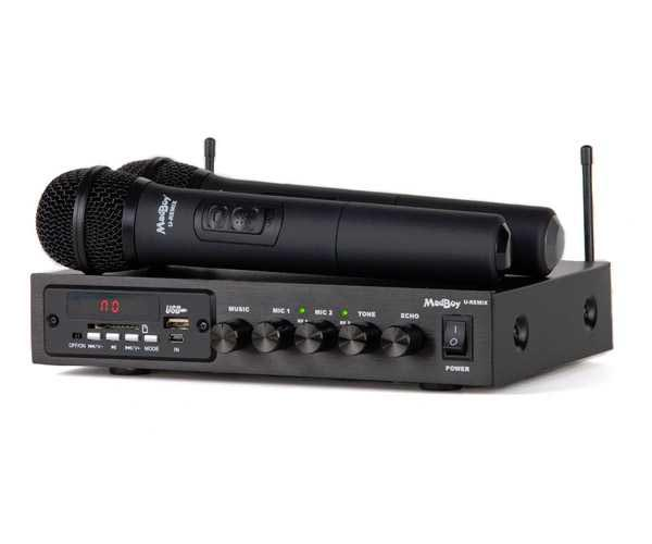 микрофон Madboy U-REMIX