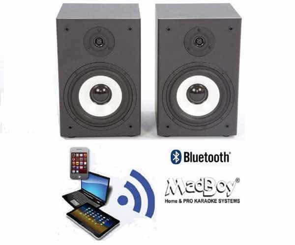 акустическая система MADBOY BONEHEAD-206 BT