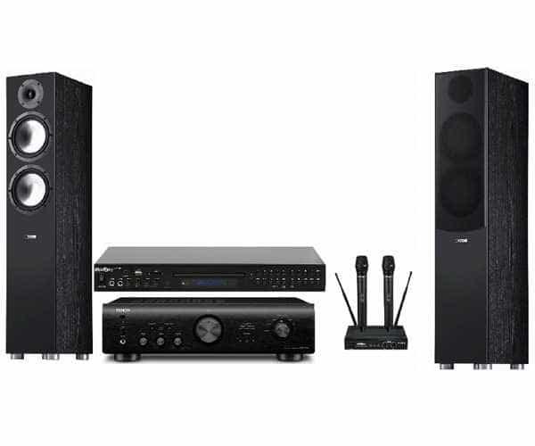 Домашний комплект караоке Voice 2
