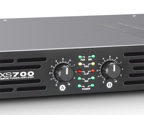 LD Systems XS 700 усилитель
