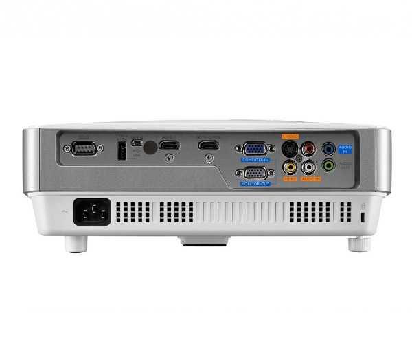 Загружен дляМультимедийный проектор BenQ MW571