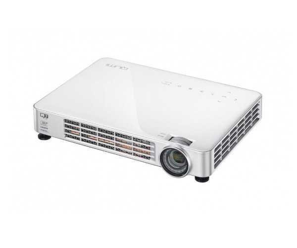 Портативный LED-проектор Vivitek Qumi Q7 Lite (белый)