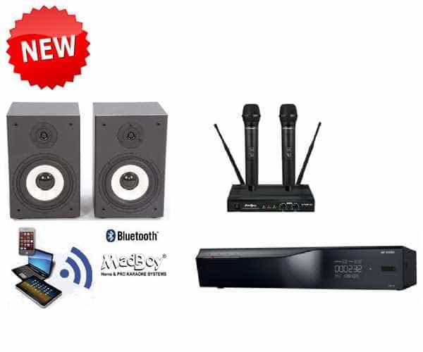 караоке комплект Mini Bluetooth + AST50