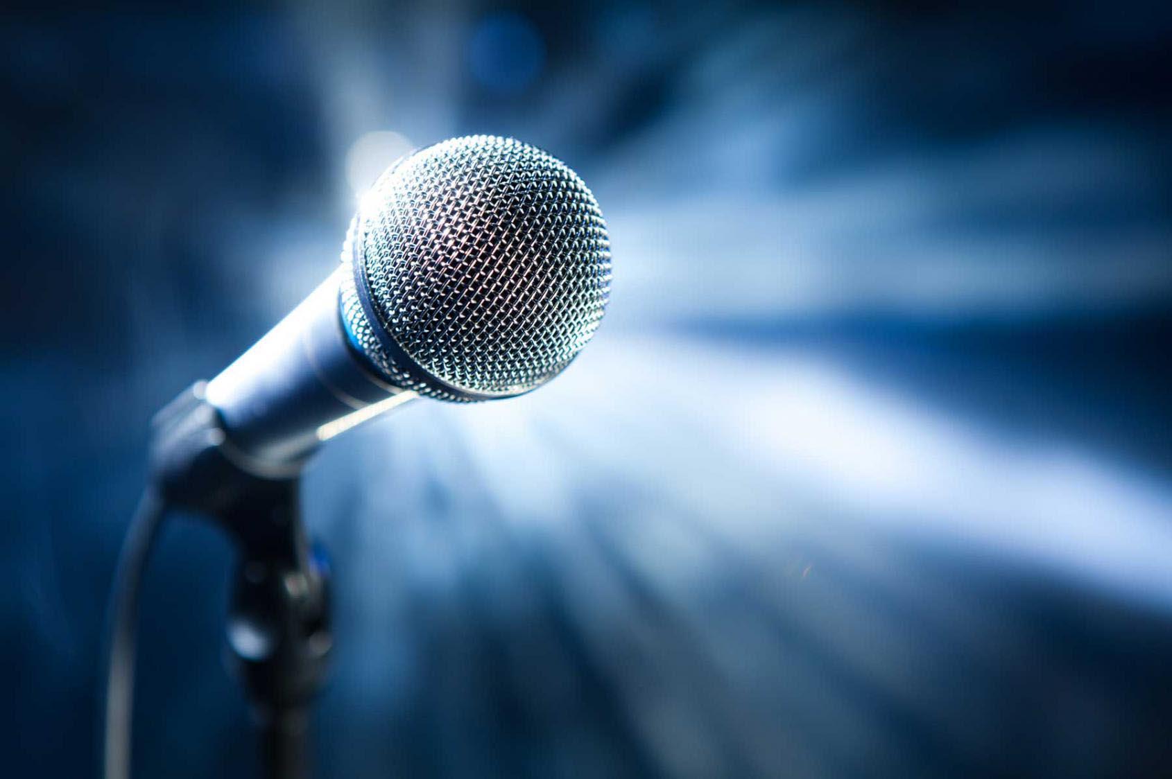 выбор микрофона для караоке