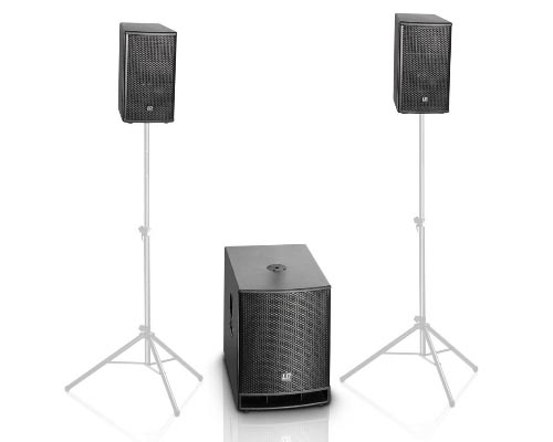 Compact 15 active PA System