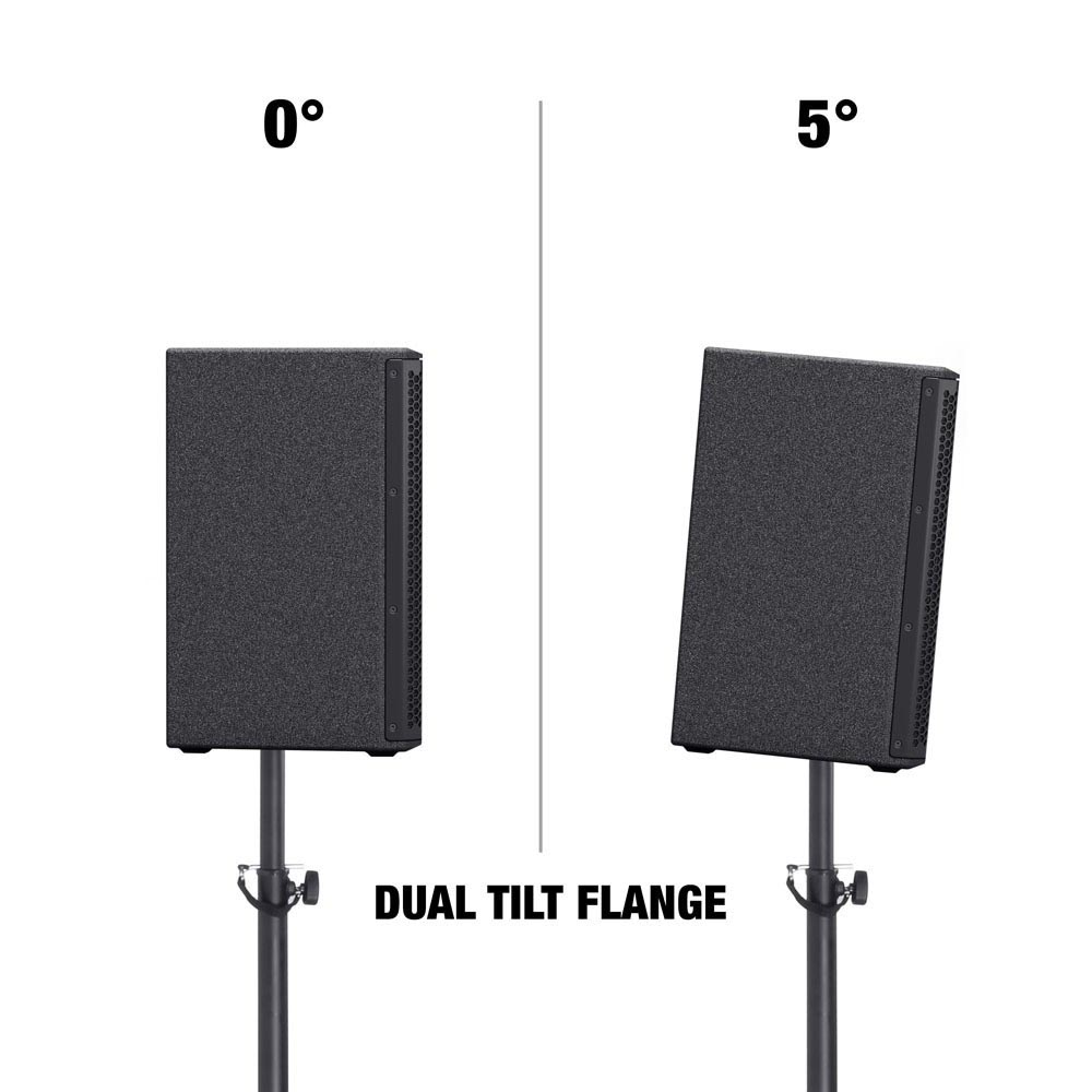 Активная 8 двухполосная акустическая система