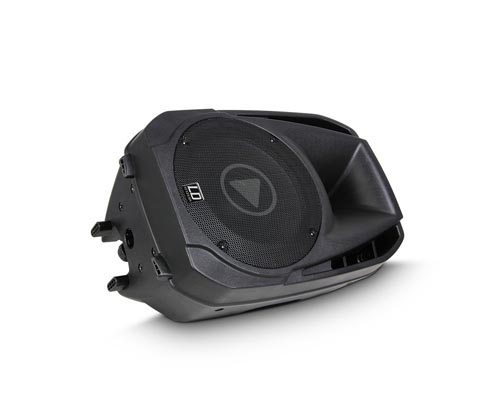 "15"" active PA Speaker with MP3 Player"