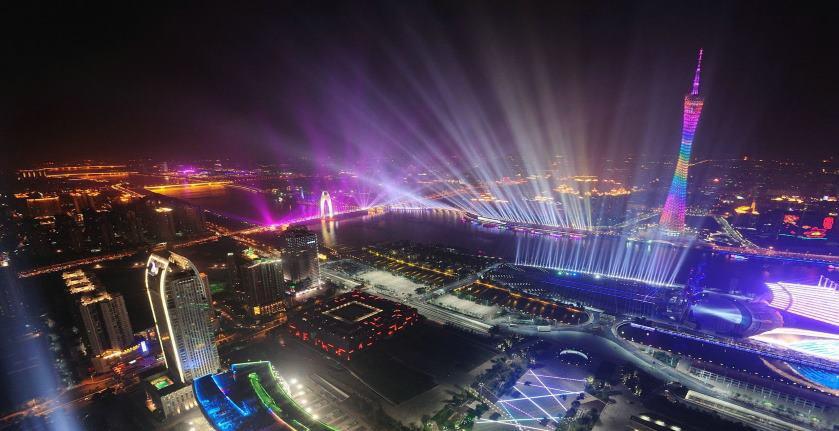 Выставка театрального и клубного профессионального звука и света в Гуанчжоу Китай