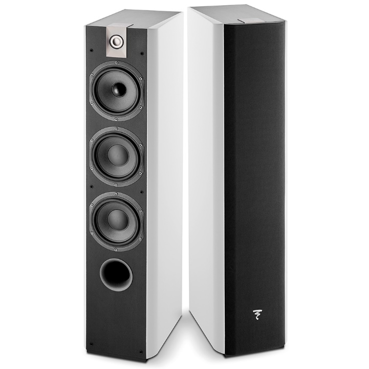 Focal Chorus 726 Black/White