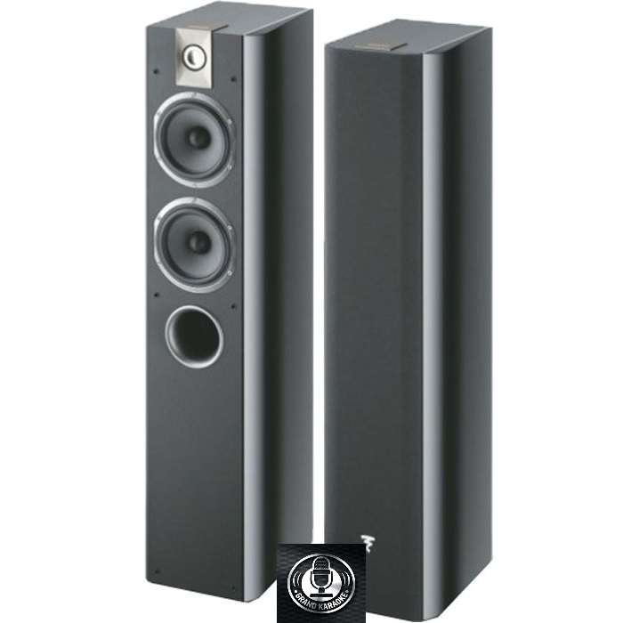 Focal Chorus 615, Black