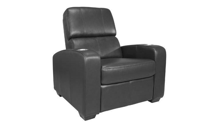 Кресло раскладное с подлокотниками HTS-100BK/BN