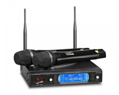AST-922M беспроводной вокальный караоке микрофон