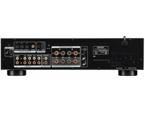 Стерео усилитель Denon PMA-800NE, серебристый