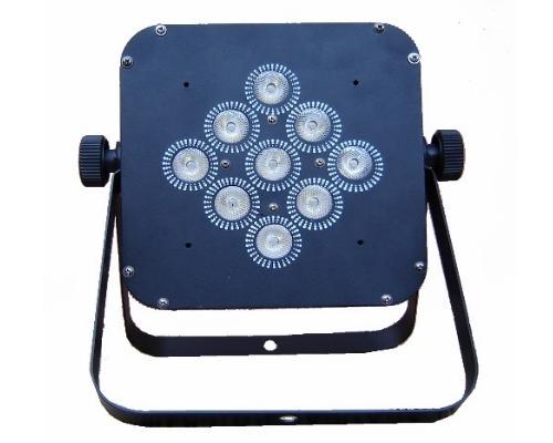 LED Flat PAR 9