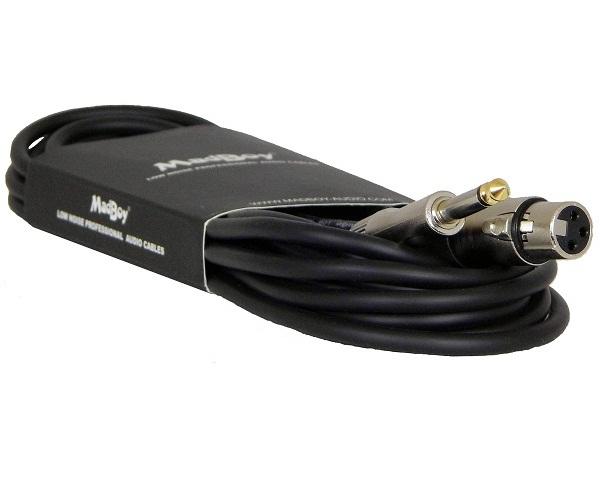 Микрофонный кабель MADBOY HOSE-5106 6m