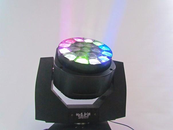 Active Light - LED BIG b-eye 19*15w K10