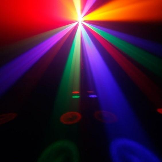 Active Light, Световой эффект для дискотек Derby Strobe