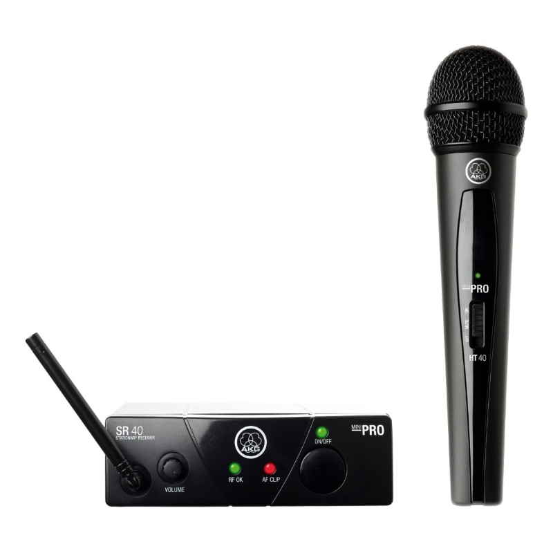 AKG WMS40 Mini Vocal Set BD US25B (537.9МГц)