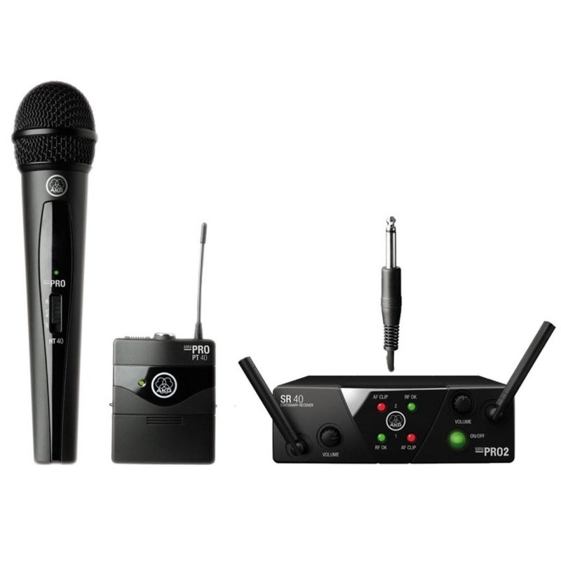 AKG WMS40 Mini2 Mix Set US45AC (660.7-662.3МГц)