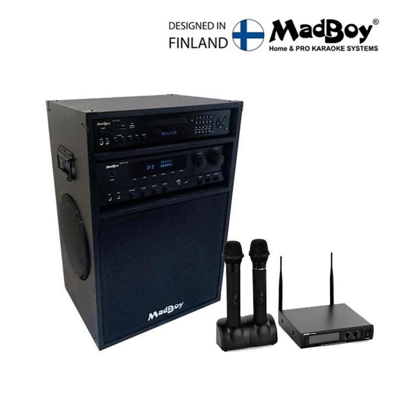 MadBoy Maniac +U-tube 20R