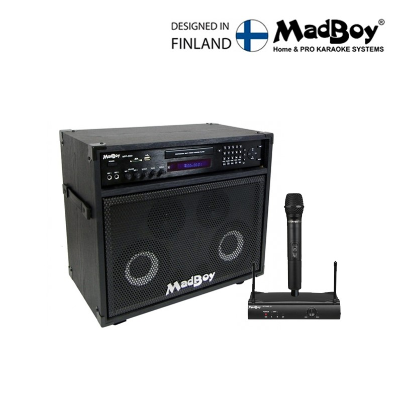 MadBoy Mini Maniac +U-tube 10