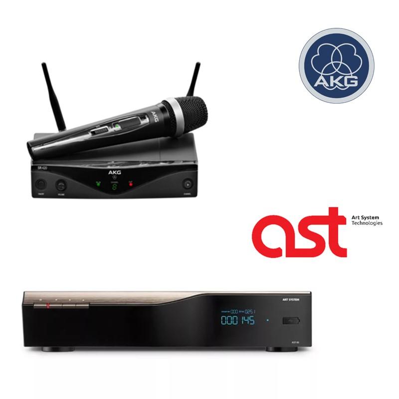 AST-50 AKG WMS420 VOCAL SET BAND U1