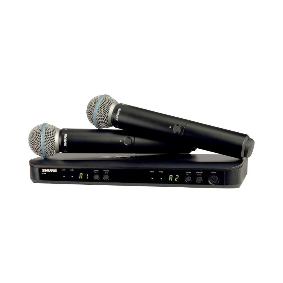SHURE BLX288E-B58 M17 662-686 MHz